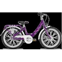 Puky Skyride Fahrrad 20 Zoll 3-Gang Alu-Light Lila