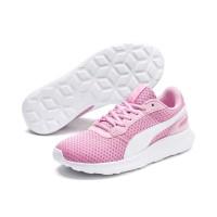 Puma ST Activate Jr Pale Pink-Puma White