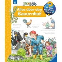 Ravensburger WWW Band 3 Alles über den Bauernhof