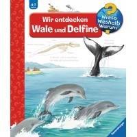 Ravensburg WWW Band 41 Wir entdecken Wale und Delfine