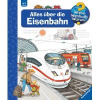 Ravensburg WWW Band 8 Alles über die Eisenbahn
