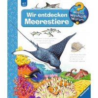 Ravensburger WWW Band 27 Wir entdeken Meerestiere