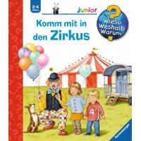 Ravensburg WWW Band 57 Komm mit in den Zirkus