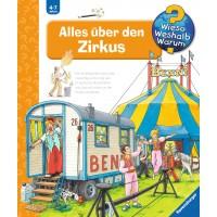Ravensburg WWW Band 44 Alles über den Zirkus
