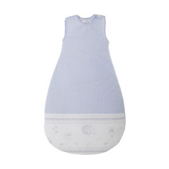 Roba Schlafsack Glücksengel blau