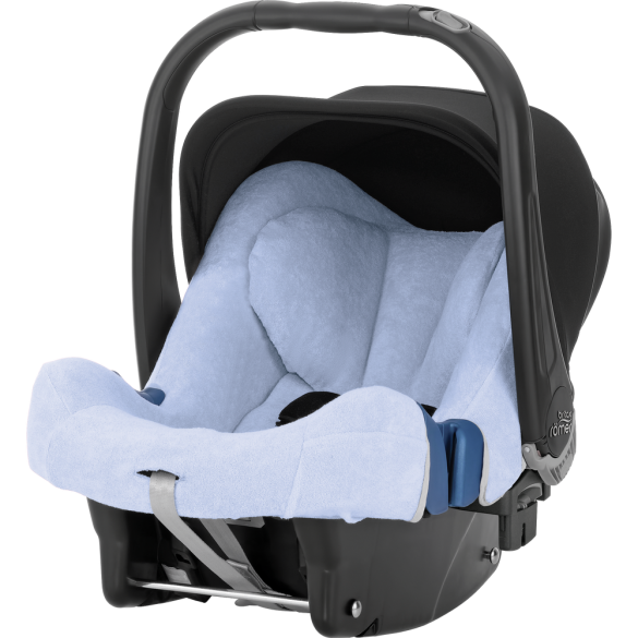 Britax Römer Sommerbezug Baby Safe Plus / Plus II /  Plus SHR II  Blue