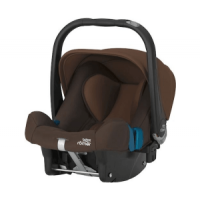 Römer Baby Safe Plus II Wood Brown