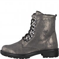 S.Oliver Boots Anthracite Metallic