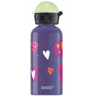 Sigg Flasche GLOW HEARBALLONS 0,4l
