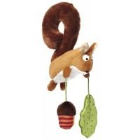 Anhänger Babyschale Eichhörnchen Sigikid