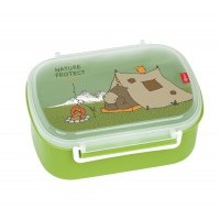 Sigikid Lunchbox Forest Grizzly