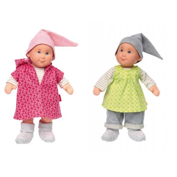 Sigikid Puppe Pallimchen