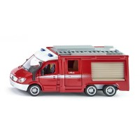 Siku Mercedes-Benz Sprinter 6x6 Feuerwehr
