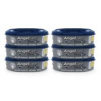 Angelcare Nachfüllkassette Dress-Up 6er Pack