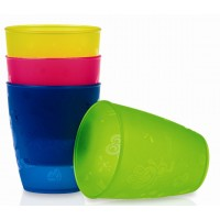 Nuby 4er Set Trinkbecher