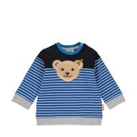 Steiff Sweatshirt navy Baby Junior