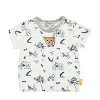 Steiff Baby T-Shirt brigt white