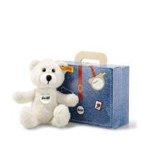 Steiff Teddy Sunny im Koffer