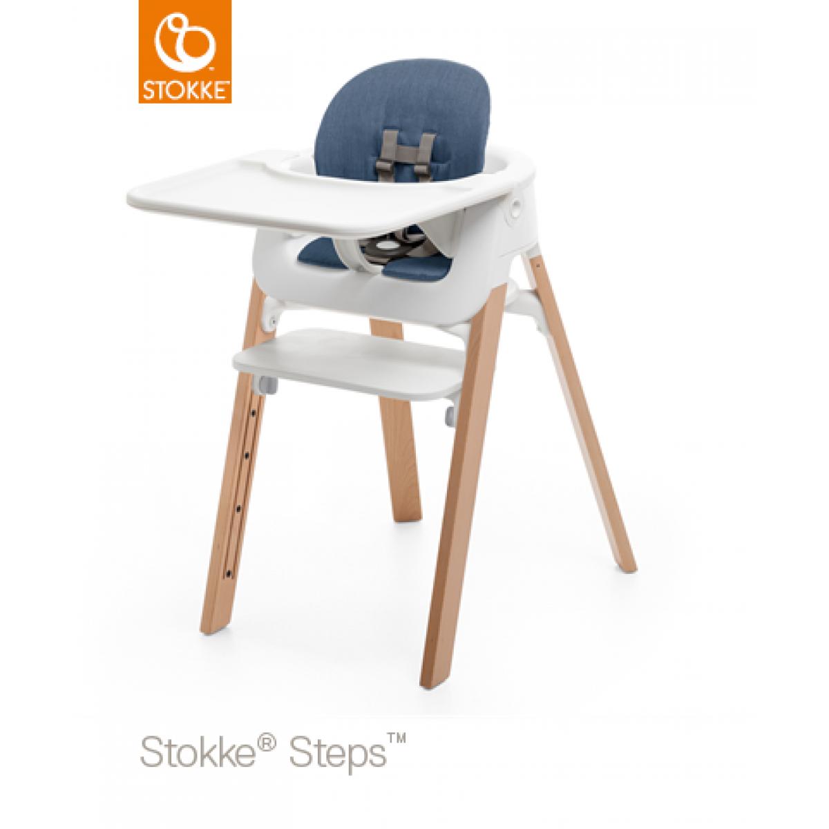 stokke steps polster. Black Bedroom Furniture Sets. Home Design Ideas