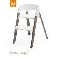 Stokke Steps hazy grey