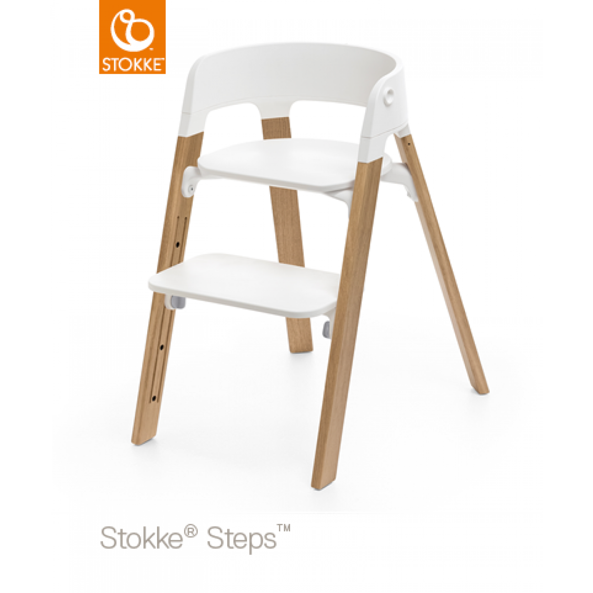 stokke steps oak wood eiche natur. Black Bedroom Furniture Sets. Home Design Ideas