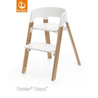 Stokke Steps Oak Wood Eiche natur