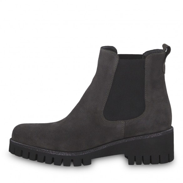 Tamaris Damen Boot Anthracite
