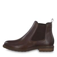 Tamaris Damen Chelsea Boot Muskat Leather