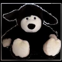 Wärmestofftier Warmies Schwarzes Schaf