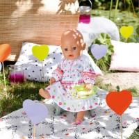 BABY born Trendy Boho Kleid 43cm