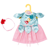 Dolly Moda Puppen Feen Kleid 43 cm