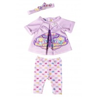 Baby Born Schmetterling Bekleidungsset