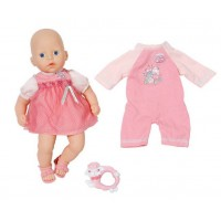 Baby Puppe Annabell Rosen Set