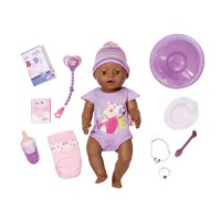 Baby Born Interactive Ethnic Babypuppe