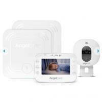SmartSensor Pro 3: 3-in-1 Baby-Überwachung Video + Audio + Bewegung mit zwei Wireless Sensormatten