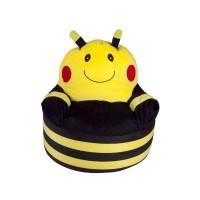 Kinder Sitzsack Biene