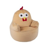 Kinder Sitzsack Huhn