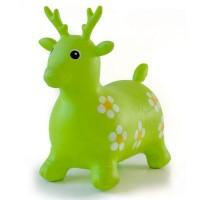 Babygo Hopser grüner Hirsch