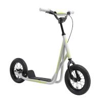 Bikestar BLUE GORILLAZ Kinderroller mit Luftreifen 12 Zoll Sport Grau