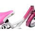 BIKESTAR Premium Sicherheits Kinderfahrrad 12 Zoll 12er Classic Pink & Weiß