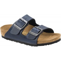 Birkenstock Arizona Kids Pull Up Navy