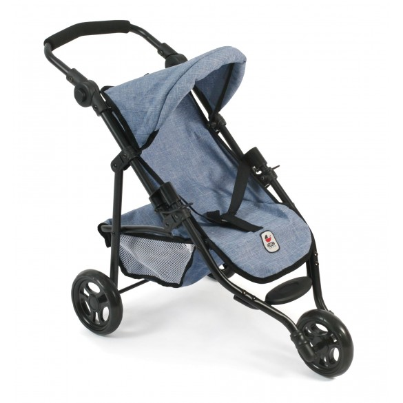 Bayer-Chic Jogging-Buggy Lola Jeans Blue