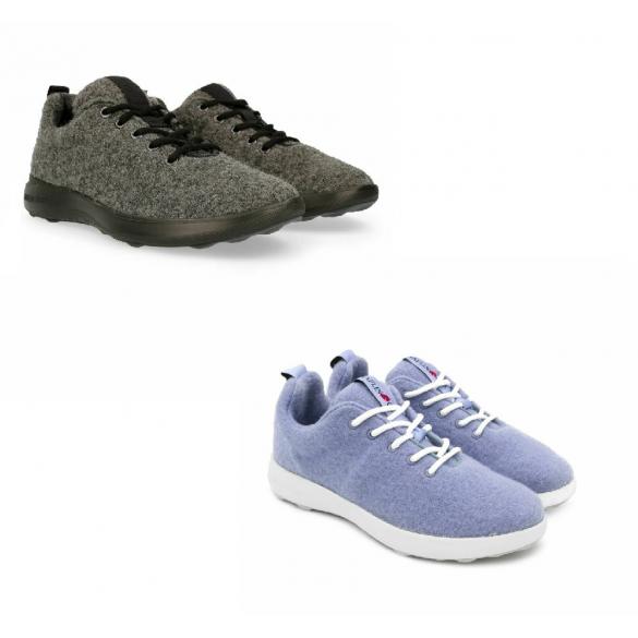 Haflinger Wool Sneaker Every Day