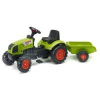 Falk Claas Traktor Arion 410 Grün