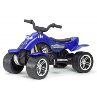 Falk Kinder Quad New Holland blau