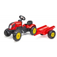 Falk Country Farmer Traktor Rot