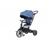 Qplay Dreirad Prime 6 in 1 blau
