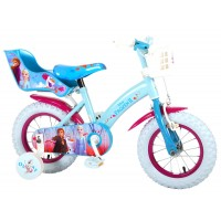 Disney Frozen 2  12 Zoll Kinder Fahrrad