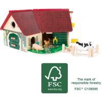Legler Woodfriends Bauernhof