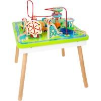 Legler Spieltisch Freizeitpark 3 in 1